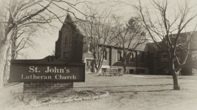 About St. John's Lutheran Church